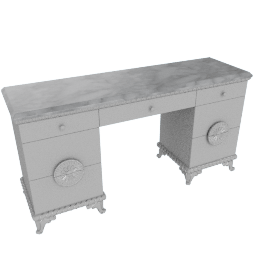 Sylvia Dressing Table