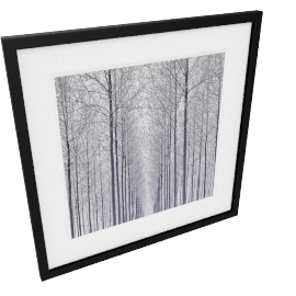 Doug Chinnery - Equilibrum Framed Print, 79 x 79cm