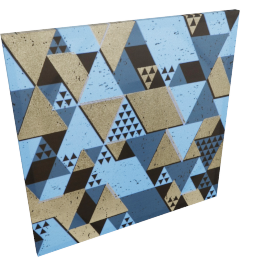 Gallerie Geometric Canvas Prints