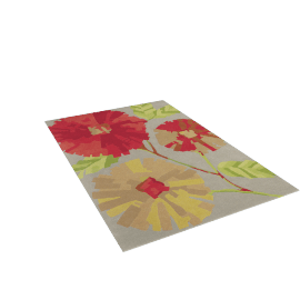 Harlequin Hermosa Flower Rug 180x120