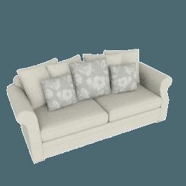 Botanical Encounter 3-Seater Sofa