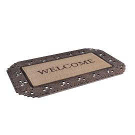 Welcome Ornamental Doormat - 55x90 cms