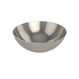 Elementary Decorative Bowl on Base - 35x35x26 cms