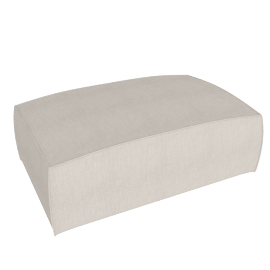 Varick Large Table Ottoman by Tandem Arbor