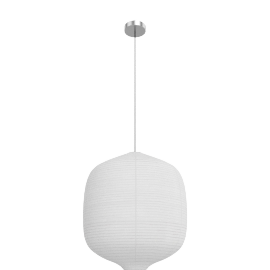 Mulberry Marker Pendant, White