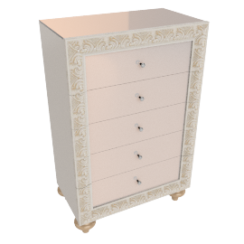 Impressa Chest of Drawers