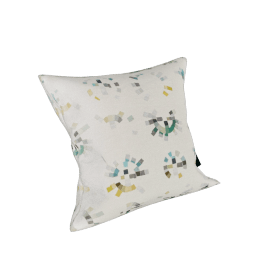 Maharam Pillow in Colorwheel 17X17, Pumice