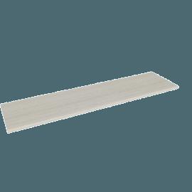 Textured Wall Shelf, Cherry