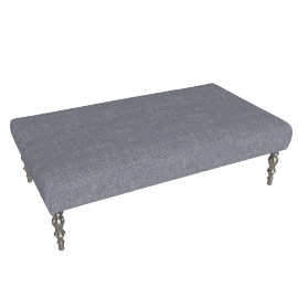 Footstool Large, 120x70x38