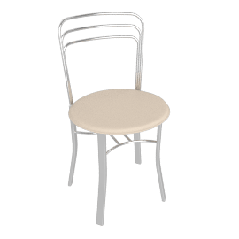 Zero Chair, Natural