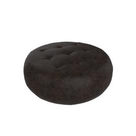 Scott - Round ottoman