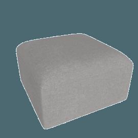 Juno modular - Ottoman, Marl Grey