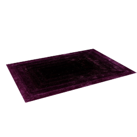 Orba Shaggy Rug - 160x230 cms, Purple