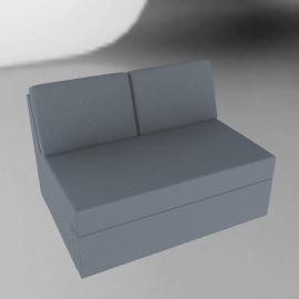 Dizzy Sofa Bed, Sky Blue