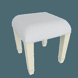 Kiera Studded Dresser Stool