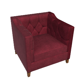 Knightsbridge Armchair, Heather