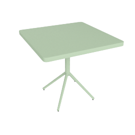 Grace Folding Table, Mint.Green