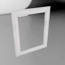 John Lewis Bead Mirror 78 x 62cm