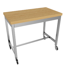 Quovis Counter Height Work Table
