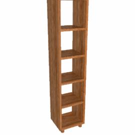 Stowaway Single Bookcase