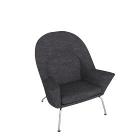 Oculus Chair, northernlight.black