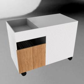 Enchord™ Mobile Cabinet