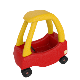 Little Tikes Cosy Coupe II Toy Car