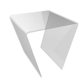 Curvo Lamp Table