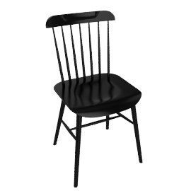 Salt Chair - Black