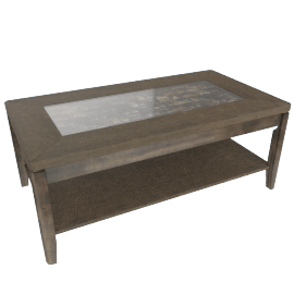 Gerard Rectanglular Coffee Table