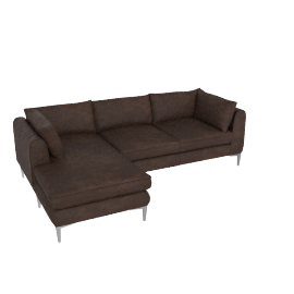 Albert Sectional Chaise Right - Sierra