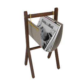 Ren - magazine rack
