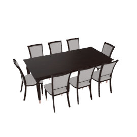 Astraeus 9-Piece Dining Set