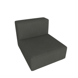 Mags Soft Low Single Seater, Linara - Tweed