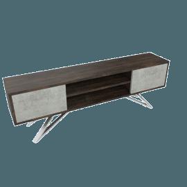 Clymene 2-Shelf TV Unit