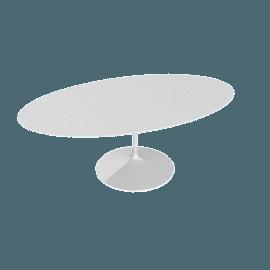 """Saarinen Oval Dining Table 78"""""""