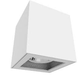 DeltaLight Boxy Plus 230V, white