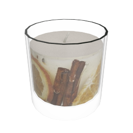 Cinnamon Gel Candle