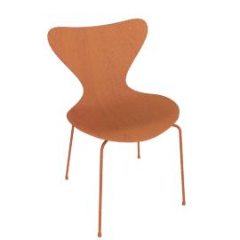 Series 7 Monochrome Chair - Colored Ash, chevalier orange