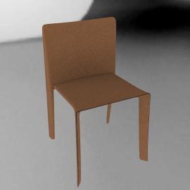 Doyl Chair - Saddle