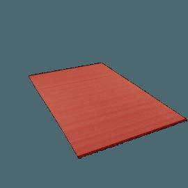Indra rug 6x9, Poppy