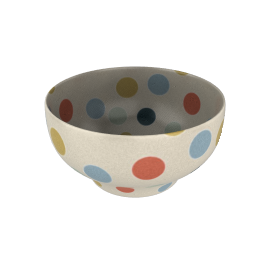 Emma Bridgewater Polka Dots, French Bowl