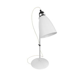 Hector Table Lamp - White