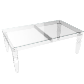 Glasshouse Coffee Table