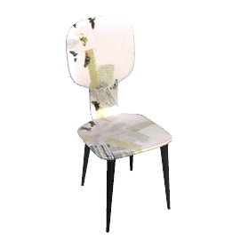 latest news chair by fornasetti