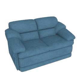 Cuddler 2 Seater, Light Blue