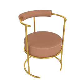 PURE dining chair by bessadesign