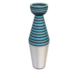 Bitossi Don Vase - Turquoise