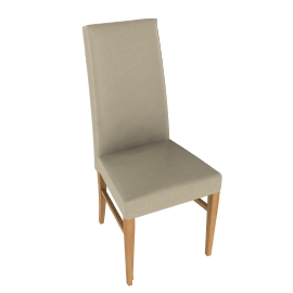 John Lewis Vanessa Leather Dining Chair