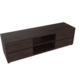 Signature TV Unit, Pebble